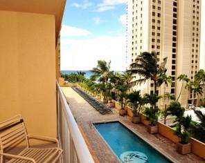 パシフィック・ビーチ・ホテルのイメージ1