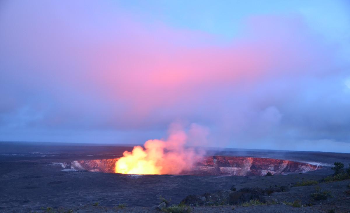 ハワイ島滞在記♪第六弾 観光編~ハワイ島のシンボル「キラウエア火山」へ~