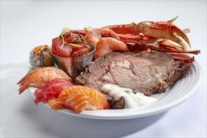 Hawaii Prince Seafood buffet