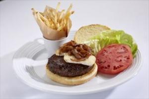 Hawaii Prince Wagyu Burger